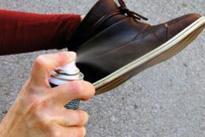 Спрей для растяжки обуви
