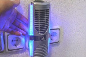 Ионизация ванной комнаты