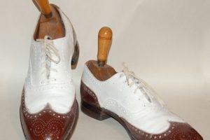 Обувь на растяжке