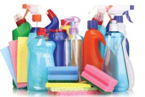 Средства для мытья потолков