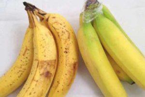 Бананы в крапинку