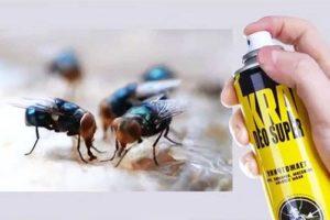 Спрей от мух