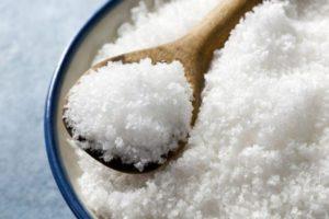 Соль против нагара
