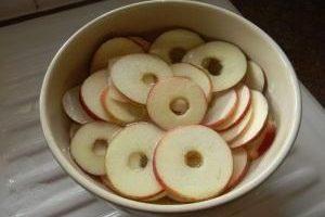 Яблоки для сушки
