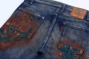 Ржавчина и джинсы