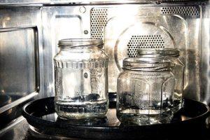 Стерилизация в микроволновке