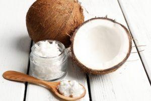 Густое кокосовое масло