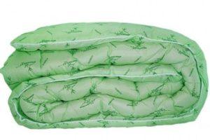 Зеленое одеяло