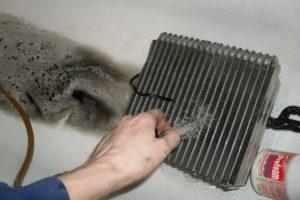 Очищение сплит-системы