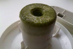 Зеленый налет на деталях кулера