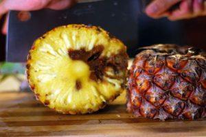 Гнилой ананас