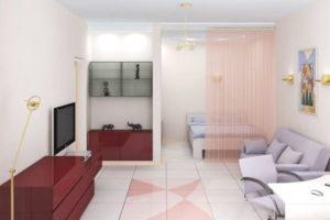 Чистая квартира