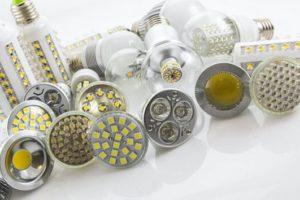 Разные светодиодные лампы