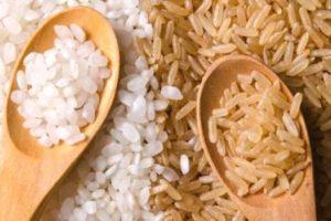Разные типы обработки риса