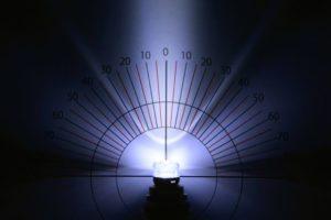 Угол рассеивания у светодиодных ламп