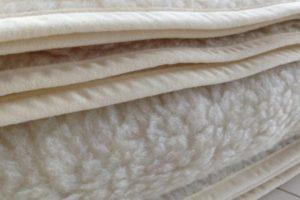 Овчинное одеяло