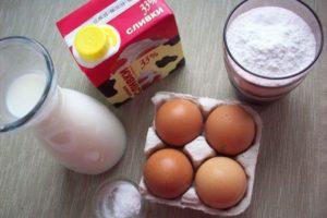 Продукты дя приготовления мороженого