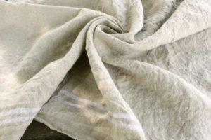 Льняной платок