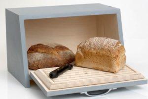 Злеб в хлебнице