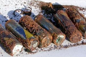 Ржавые батарейки
