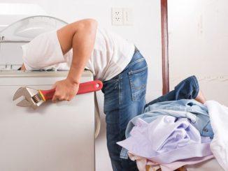 Мастер за ремонтом стиральной машины