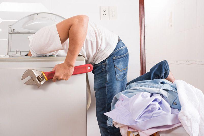 Стиральная машинка плохо набирает воду: причины