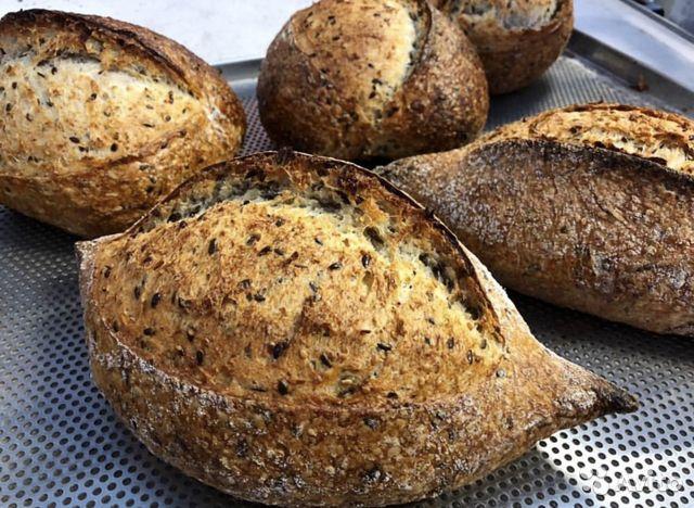 домашний хлеб из печи