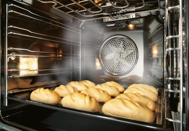 температура для выпечки хлеба