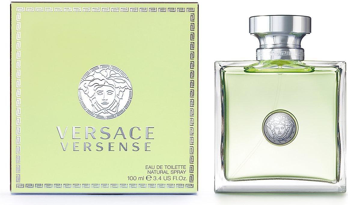 туалетная вода Versace Versense отзывы