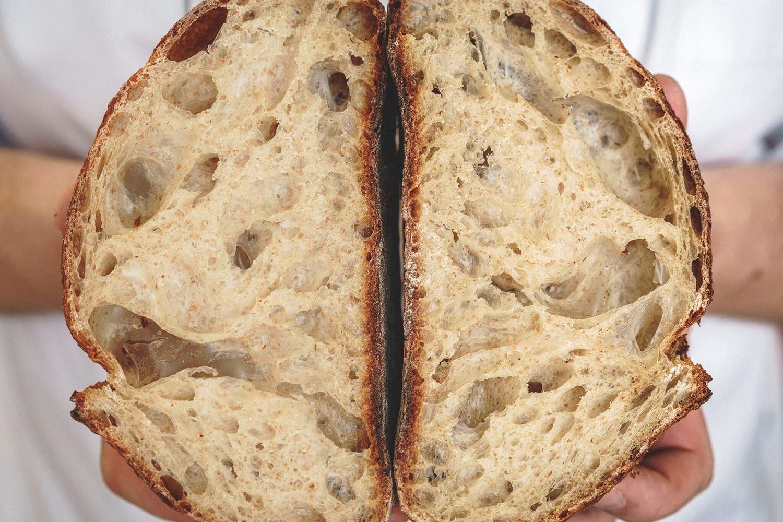 виды домашнего хлеба