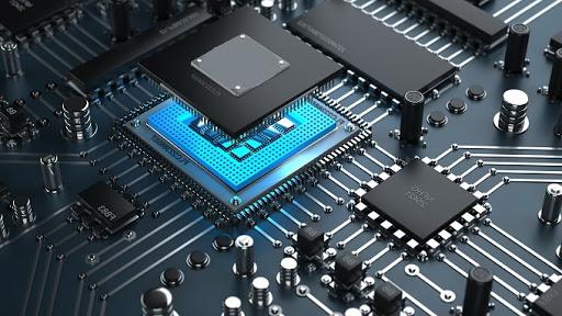 из чего состоит процессор