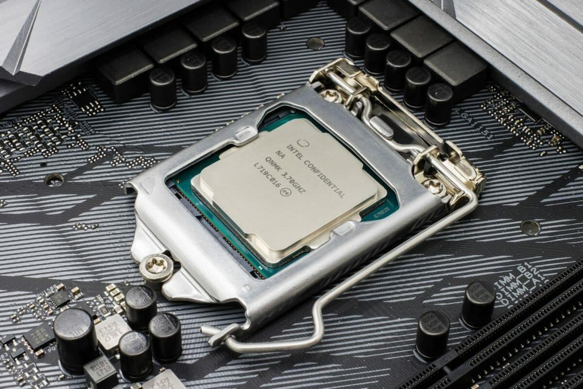 процессор для компьютера