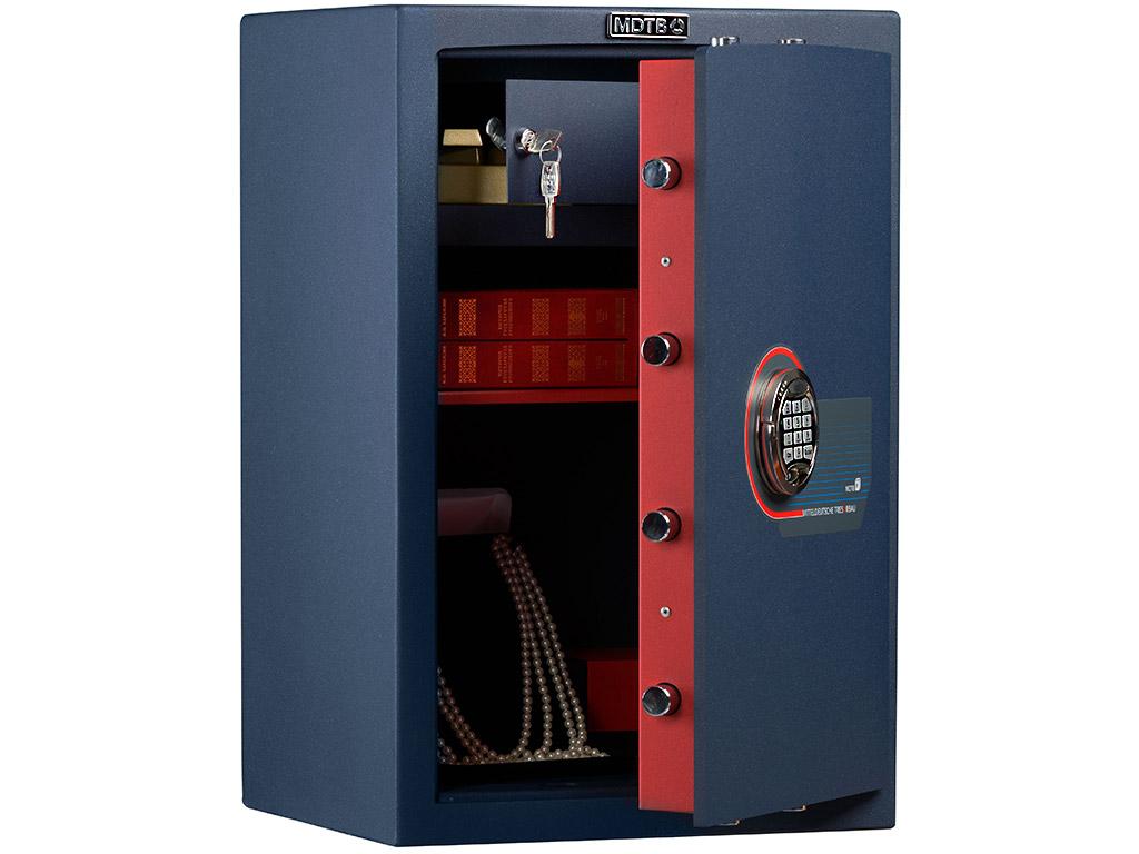 вертикальный сейф для офиса