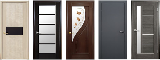 массивные двери